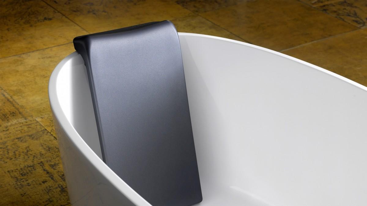 Victoria+Albert Спинка для ванны Ios, цвет черный