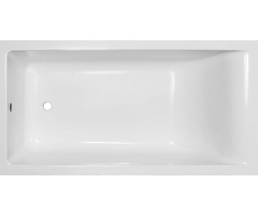 Эстет Дельта 150 Ванна прямоугольная 150*75