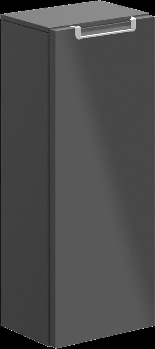Villeroy & Boch Subway 2.0 Шкаф боковой 24x60x187