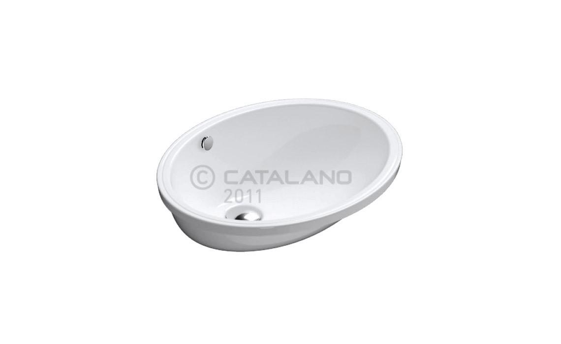 Catalano Canova Royal  Раковина под столешницу 52*42